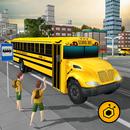 School bus driving 2017 APK