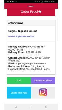 chopnownow screenshot 1