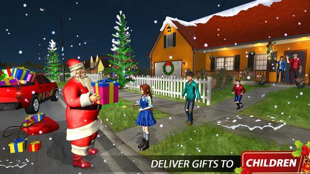 Rich Dad Santa: Fun Christmas Game screenshot 1
