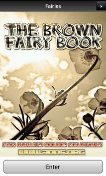 The Brown Fairy Book FREE poster