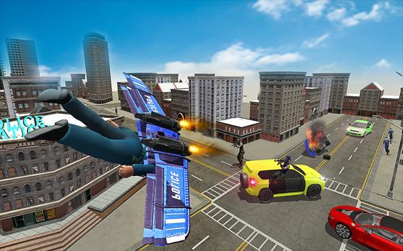 Flying Jetpack Hero screenshot 6