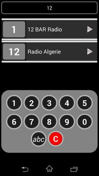 FM stations de radio Algérie screenshot 1
