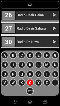 FM stations de radio Algérie screenshot 2