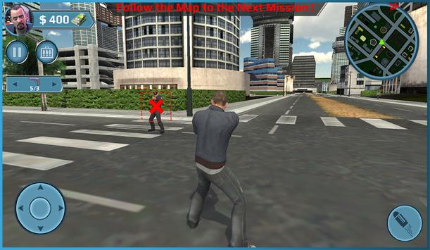 Gangster Mafia Vegas City screenshot 1