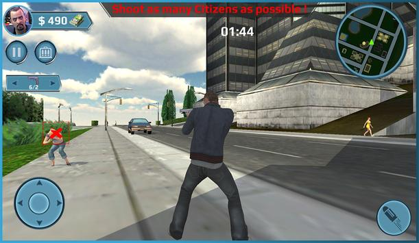 Gangster Mafia Vegas City screenshot 5