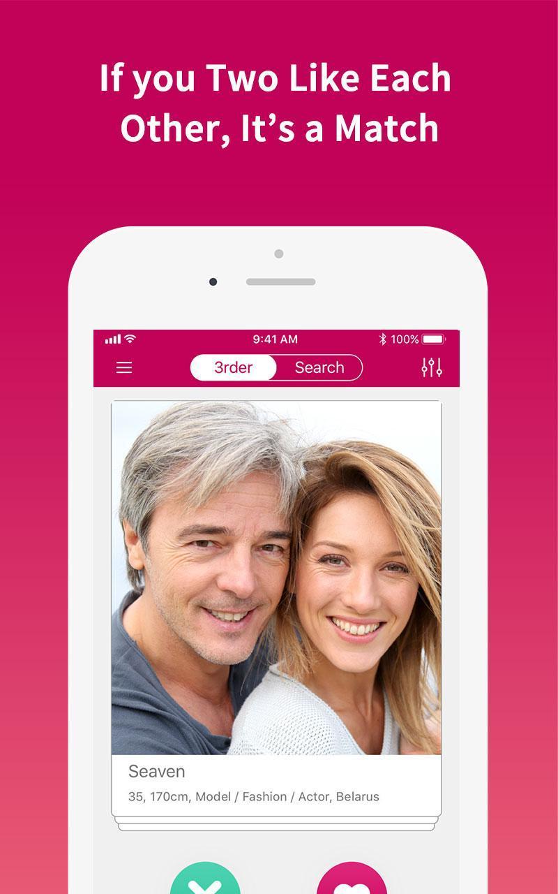 Threesome dating website