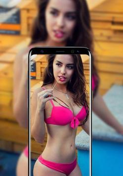 Hot Girl Photo Wallpapers QHD screenshot 1