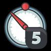 تحدي الخمس ثواني icône