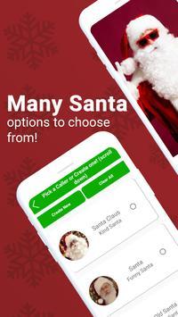 Fake Call from Santa - Talk to Santa Claus Prank screenshot 19