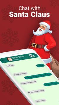 Fake Call from Santa - Talk to Santa Claus Prank screenshot 12