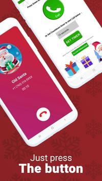 Fake Call from Santa - Talk to Santa Claus Prank screenshot 22