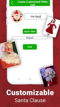Fake Call from Santa - Talk to Santa Claus Prank screenshot 5