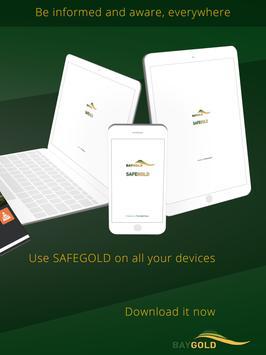 SafeGold screenshot 7