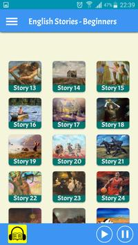 Learn English by Audio Stories - Beginners screenshot 2