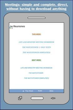 Meetings TJ LITE screenshot 4