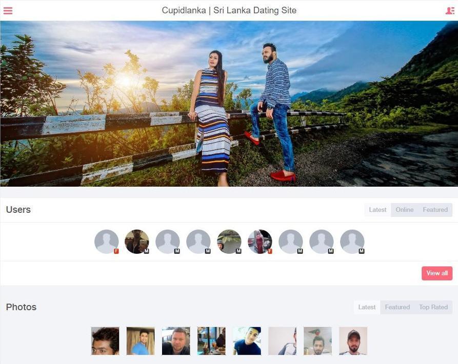 sri lankan dating apps