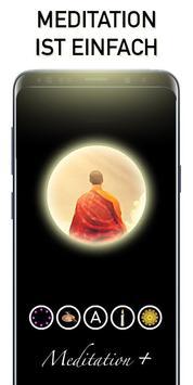 Meditation Plus: Musik, Timer, Erholung Plakat