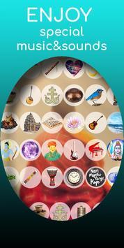 Meditation Plus: music, timer, relax screenshot 3