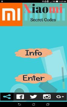 Redmi Xiaomi Mobile Secret Code screenshot 1