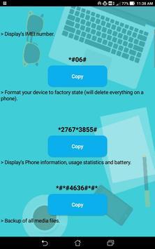 Redmi Xiaomi Mobile Secret Code screenshot 4