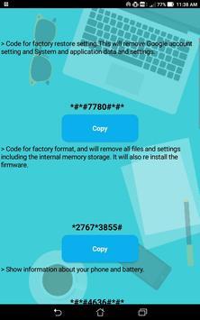 Redmi Xiaomi Mobile Secret Code screenshot 5