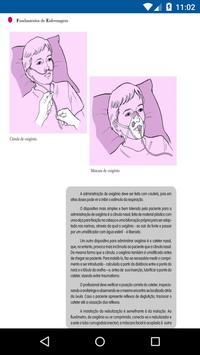 Curso de enfermagem screenshot 1