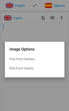 Tercüman Kamera Resmi çevir tarayıcı PDF Ekran Görüntüsü 16
