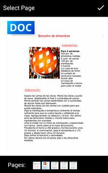 Tercüman Kamera Resmi çevir tarayıcı PDF Ekran Görüntüsü 21
