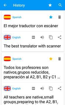 Tercüman Kamera Resmi çevir tarayıcı PDF Ekran Görüntüsü 7