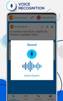 Traduction - Facile et rapide Affiche
