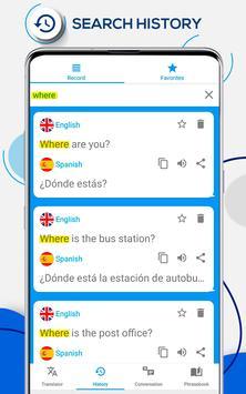 Traduction - Facile et rapide capture d'écran 2
