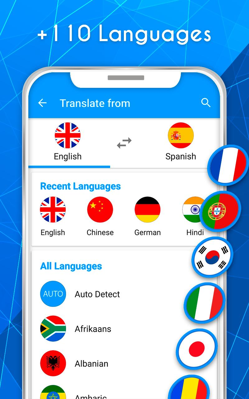 Translate voice - Translator for Android - APK Download