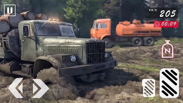 US Army Truck 2021 - Army Truck Driving 2021 screenshot 4