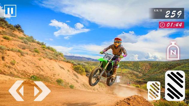Mountain Biking Downhill - Offroad Bike Stunt 2020 screenshot 1
