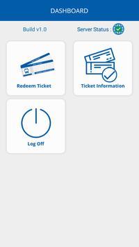 Ticket Validate screenshot 2