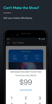 Ticketmaster-Buy, Sell Tickets to Concerts, Sports screenshot 4