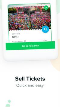 TicketSwap स्क्रीनशॉट 1