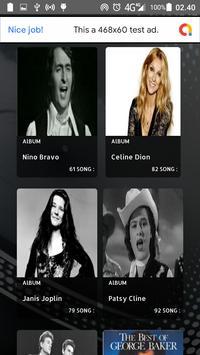 Popular Songs Archive screenshot 1