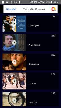 Popular Songs Archive screenshot 3