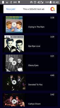 Popular Songs Archive screenshot 4