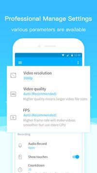 Super Screen Recorder–REC Video Record, Screenshot screenshot 4