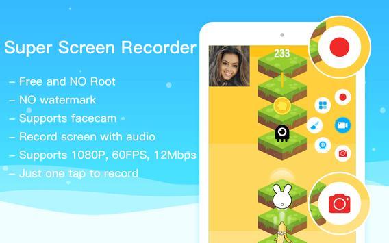 Super Screen Recorder–REC Video Record, Screenshot screenshot 5