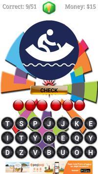 Tebak Logo Olah Raga screenshot 6
