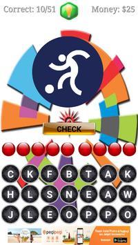 Tebak Logo Olah Raga screenshot 1