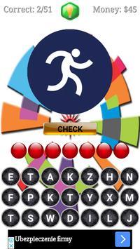 Tebak Logo Olah Raga screenshot 2