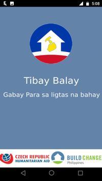 Tibay Balay poster