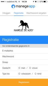 ManegeApp poster