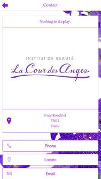 La Cour Des Anges screenshot 2