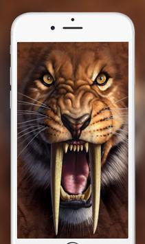 Tiger Live Wallpapers 2018-Latest Tiger Background screenshot 5