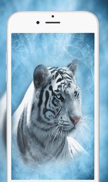 Tiger Live Wallpapers 2018-Latest Tiger Background screenshot 3